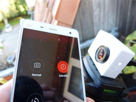 tutorial video time lapse xiaomi yi anleitung time lapse video mit xiaomi yi cam erstellen
