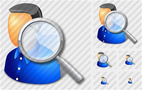 Free Username Lookup User Search Icon Aero Professional Stock Icon And Free Sets Awicons