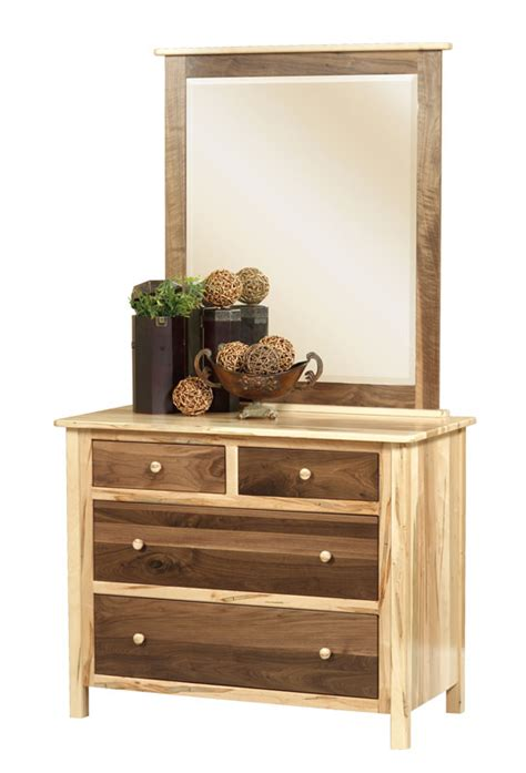 Small Dresser by Cornwell Small Dresser Ohio Hardwood Furniture