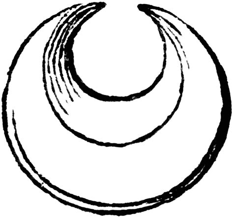 Crecent Moon Coloring Pages Crescent Moon Coloring Page