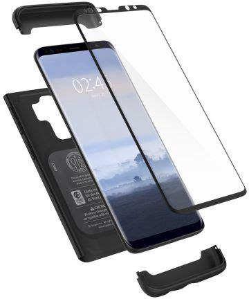 Spigen Galaxy S9 Plus Thin Fit Black Sf Original spigen thin fit 360 samsung galaxy s9 plus black