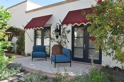 Exterior Canvas Awnings by Inspirational Awning Ideas For Your Outdoor And Exterior Space
