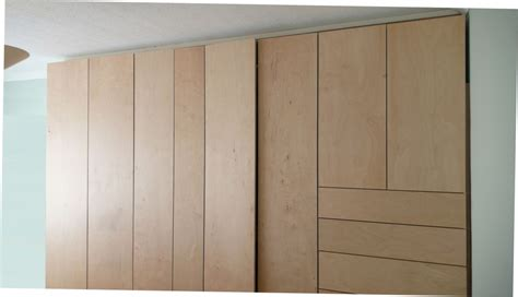 build   fitted wardrobe