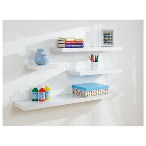 Floating Drawer Shelf High Gloss White by Buy High Gloss White Floating Shelf 23 5cm From Our Wall