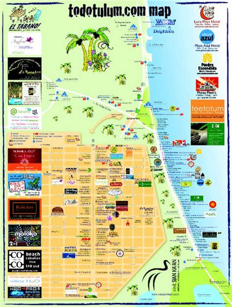 tulum mexico map tulum mexico beaches map www pixshark images
