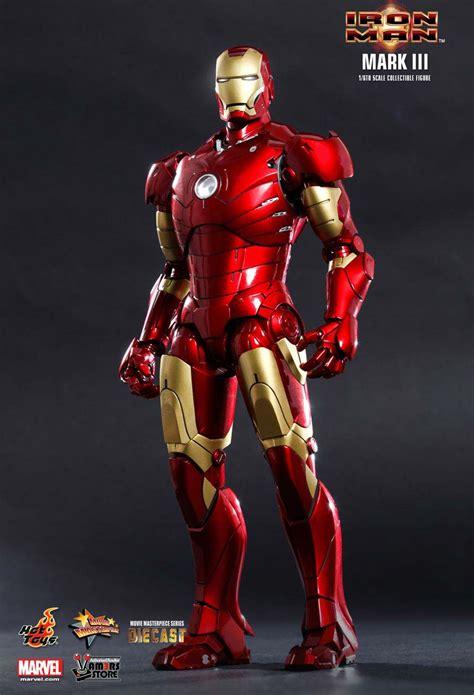 Toys Ironman Iii toys diecast iron iii special version