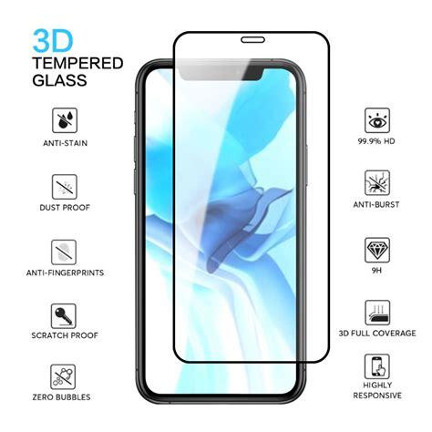 easy installation applicator frame tempered glass screen