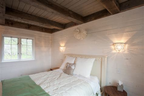 wood for walls and ceilings project log reclaimed wood walls barn door and bright