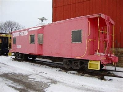 southern x525 canal winchester oh cabooses on