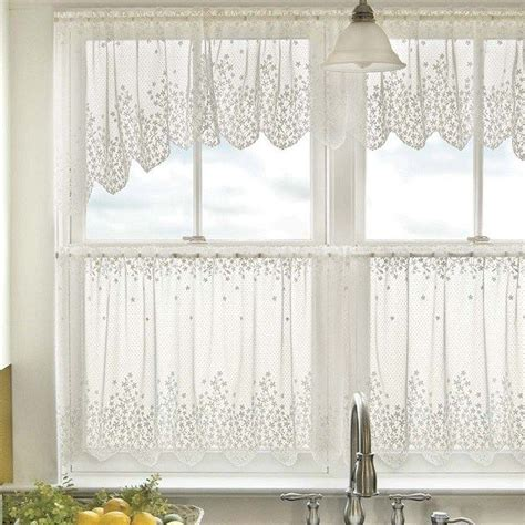 kitchen cafe curtains ideas 1000 ideas about cafe curtains kitchen on pinterest