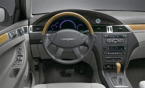 Chrysler Pacifica Interior by Car And Driver