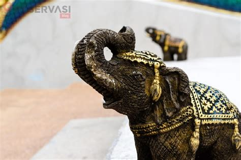 Souvenir Tempelan Magnet Kulkas Gajah Thailand Bangkok Elephants tips liburan di bangkok saat tahun baru 2017 reservasi travel