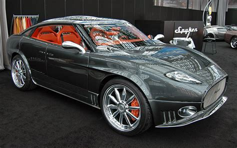 spyker  peking  paris specifications photo price information rating