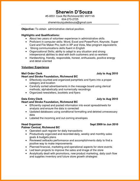 stock resume sle mental health practitioner sle resume