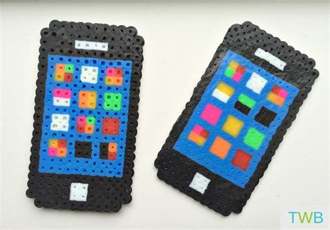 Homemade Christmas Gift Ideas by 5 Fun And Creative Perler Bead Crafts The Write Balance