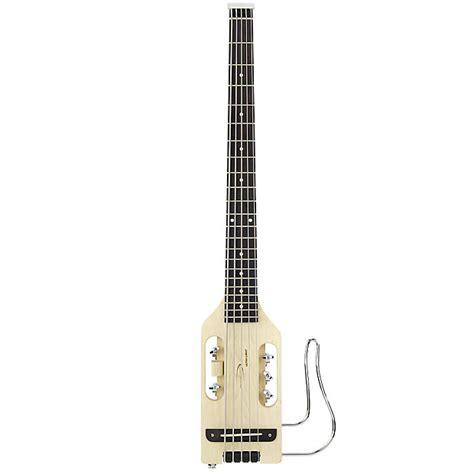 light bass strings traveler ultra light bass 5 string electric travel bass w