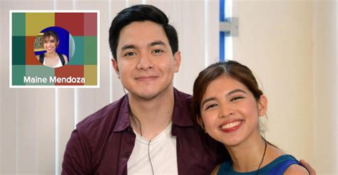 askfm maine maine mendoza confirms europe trip with alden richards but