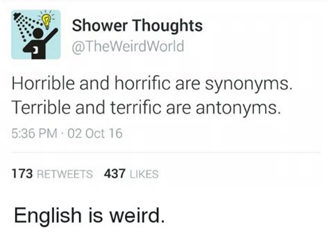 Shower Synonyms by 25 Best Memes About Synonyms Synonyms Memes
