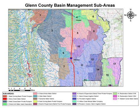 Glenn County Court Records Glenn County Bmo Sub Areas County Of Glenn