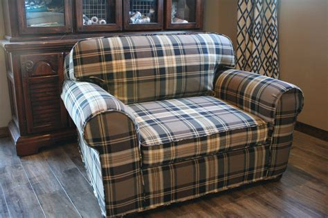 Plaid Slipcovers custom slipcovers by shelley giveaway and plaid chair