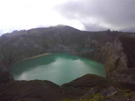 gambar gambar gambar danau kelimutu