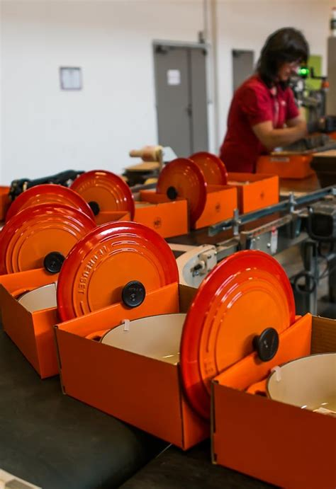 What Is Considered A Clean Criminal Record A Visit To The Le Creuset Factory David Lebovitz