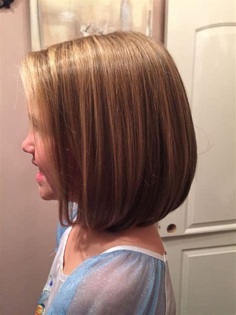5 year old thin hair cut best 25 little girl bob ideas on pinterest