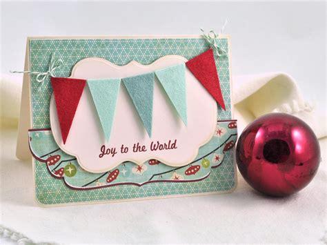 Handmade Holidays - 16 handmade cards easy crafts and