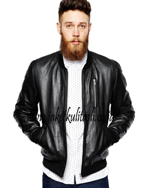 Jual Jaket Kulit Pria Terbaru jaket kulit asli pria a471 jual jaket kulit asli