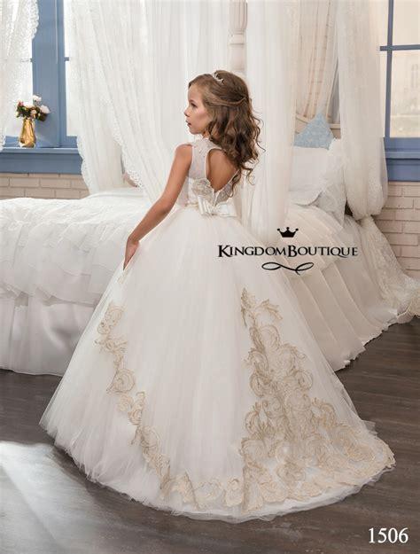 flower girl dress   kingdomboutique