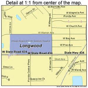 longwood florida map longwood florida map 1241250