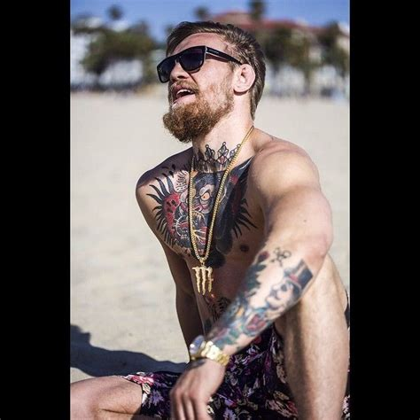 mcgregor tattoo conor mcgregor from his instagram beards and tattoos