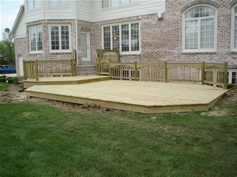 decks with stairs and no railing google search i like