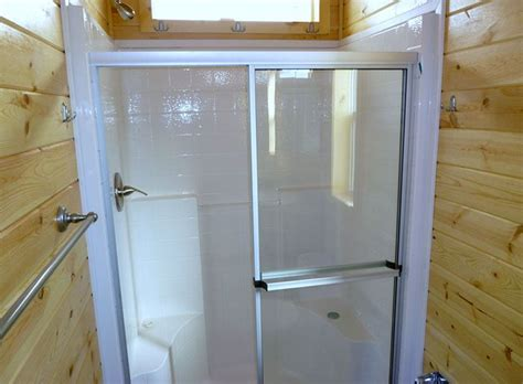 Pin By Rebekah Yeargin On Home Renovation Pinterest Mobile Home Shower Doors