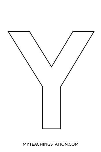 letter y templates 28 images alphabet letter x