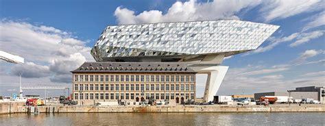 design competition belgium zaha hadid architects port house in antwerp belgium