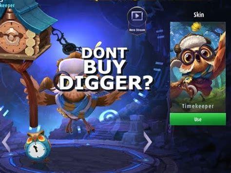digger mobile legend don t buy digger mobile legends guide giveaways