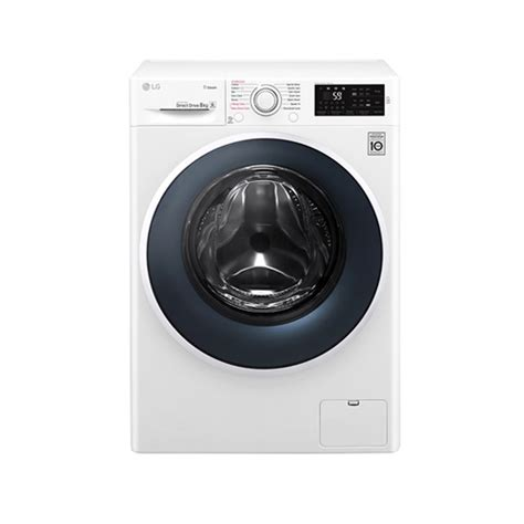 jual lg mesin cuci front loading 9 kg fc1409s3w wahana superstore