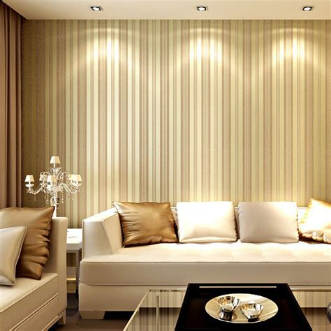 Gold Wallpaper For Living Room by Non Woven Wallpaper Modern Minimalist Sprinkle Gold