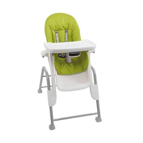 Daftar Kursi Bayi jual oxo tot seedling high chair kursi makan bayi green harga kualitas terjamin