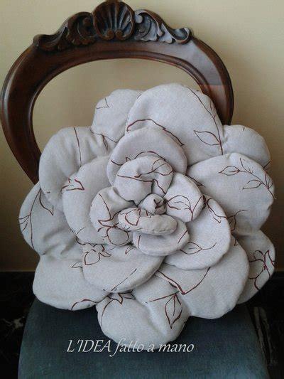 fiore cotone cuscino fiore cotone per la casa e per te decorare