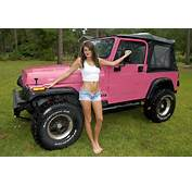Whitney  Pink Jeep SB 900 Model Right SB900 Front