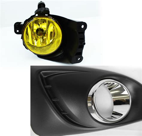 Yellow Fog Ls by 2012 2016 Chevy Sonic Ls Lt Ltz Yellow Bumper Fog Lights