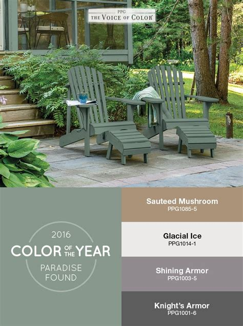 79 best images about 2016 paint color of the year paradise found on paint colors
