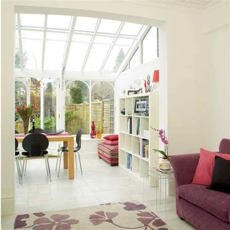 Google Office Playroom open plan conservatory dining room design housetohome
