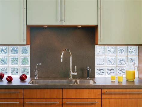 kitchen backsplash material options contemporary kitchen backsplash designs