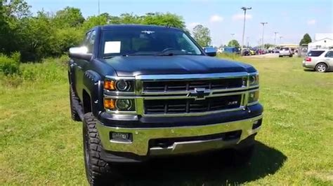 2014 southern comfort supercharged silverado