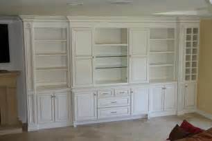 woody s cabinets inc built in wall units