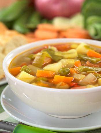 Sup Kesehatan Hebat kentang dan buncis dalam sup punya khasiat hebat