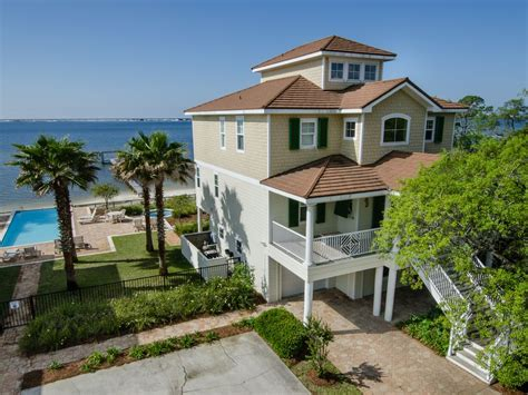 Navarre House Rentals by Exquisite Navarre Home On Sound Great Homeaway